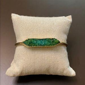 Kinsley Armelle Jade Quartz Bracelet